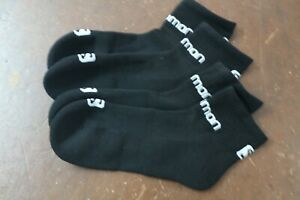 Salomon Evasion Running Socks Sport Socks Cotton socks 4-7 Black