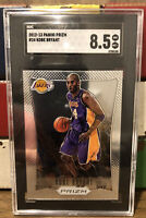 2012-13 Kobe Bryant Panini Prizm #24/1ST YEAR DESIGN! SGC 8.5 NM/MINT New Slab