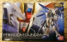 NEW Gundam Bandai RG Strike Freedom Z.A.F.T Mobile Suit ZGMF-X10A Model Kit