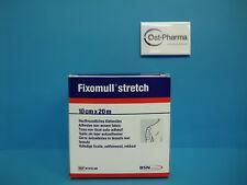(1,13€/m) FIXOMULL stretch 10 cmx20 m, Klebevlies, 1 Rolle, PZN 4919272, BSN