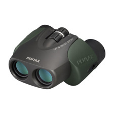 Ricoh Pentax UP 8-16x21 Compact Zoom Binoculars: Green