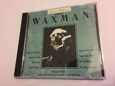 LEGENDS OF HOLLYWOOD: FRANZ WAXMAN VOL.3 - OOP Varese Score Soundtrack OST CD NM