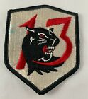 13th TACTICAL FIGHTER - PANTHER PACK -  VARIANT PATCH (USAF)