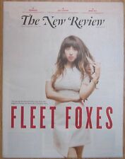 Fleet Foxes -The New Review – 2 March 2014
