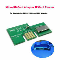 SD2SP2 SDLoad SDL Replacement Card Adapter TF Reader For Game Cube Serial Port2