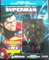 Superman Unbound (limited BestBuy bluray/ dvd/ figurine EXCLUSIVE + Gift)