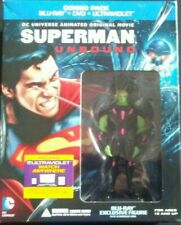Superman Unbound (limited BestBuy bluray/ dvd/ figurine EXCLUSIVE + Gift)