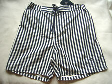 Beachshorts,Shorts,Badeshorts,Royal County of Berkshire, blau weiß, Gr. XL / XXL