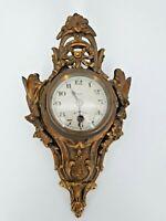 Pièces Horlogerie 1x BLOCS /& FOURCHETTES Horloge Pendule Ancienne 400 Jours