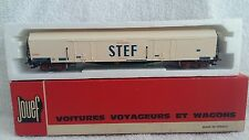 Jouef 6760 France SNCF STEF refrigerated wagon very good condition