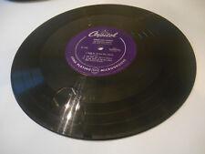 BARBER SHOP HARMONY  The Sportsman Quartet - Capitol LP 10 inch. H-165