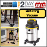Eses Stainless Steel Tank Wet Dry Vacuums Equipment Cleanup Quicker 4 Gallon NEW
