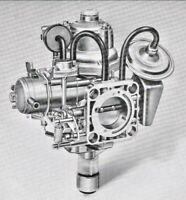 Stromberg 175 CD CDT Vergaser Überholung+ Einstellung Mercedes W114 /8 W123 W201