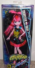 Monster High Draculaura Daughter of Dracula Electrified Hair Raising Ghouls Doll