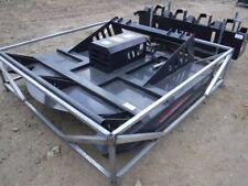 "Brand new Skid Steer Brush Hog Mower Brush Cutter Deck 72"" JCT- 10-25 GPM"