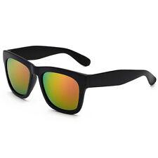 Fashion Bamboo Wood Print Sunglasses Mens Women Retro Mirror Eyewear Eye Glasses