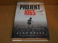 Projekt 1065 Book by Alan Gratz NEW - Hard Cover