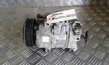 Compresseur de climatisation DENSO - SEAT Ibiza 1.4 16V - Réf : 6Q0820803D
