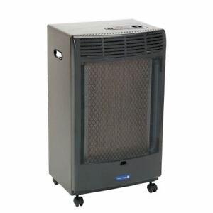 Gas Heater Catalytic 3050Watt C/W Regulator