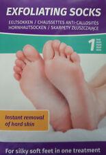 Anti Hornhaut Socken 1 Paar Hornhautentferner Peeling Fußpflege weiche Füße
