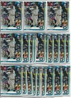 2019 Topps Update Series Shed Long (23) Card Rookie Lot #US69 Mariners RC