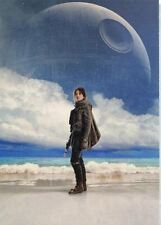 Star Wars Rogue One Series 2 Poster Chase Card 2 Japan Theatrical Poster