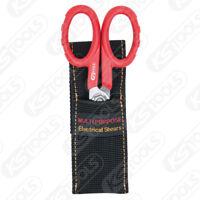 KS Tools universal-werkstattschere, 5 1/2In, Including Belt Bags 118.0060