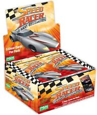 SPEED RACER NEXT GENERATION CLEAR CARD GAME BOX