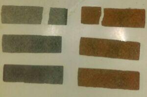 HO Scale CM Shops gravel & ore loads used