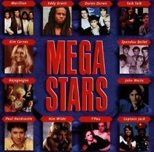 Megastars (1960-96) Sandra, Kim Carnes, John Waite, Kim Wilde, F.R. Dav.. [2 CD]