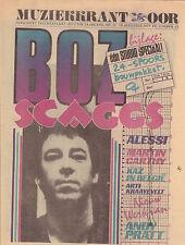 MAGAZINE OOR 1977 nr. 16 - ARTI KRAAYEVELT / BOZZ SCAGGS / ALESSI / ANDY PRATT