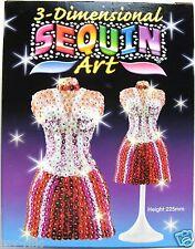 KSG 3D SEQUIN ART - MANNEQUIN - BRAND NEW & BOXED!!