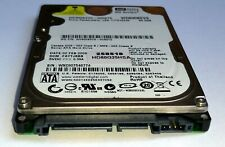"Western Digital WD600BEVS 60GB 2.5"" SATA hard drive TESTED formatted, empty  133"