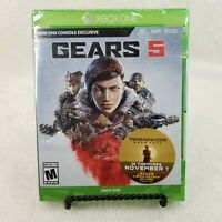 Microsoft Gears of War Gears 5 Xbox One Video Game -- New & SEALED