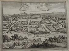 CITE DE LOANGO TIRÉE DE DAPPER , AFRIQUE CENTRALE , 1747