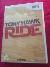 Tony Hawk: Ride (Wii) Game Only no Manual