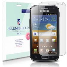 iLLumiShield Anti-Glare Matte Screen Protector 3x for Samsung Galaxy Ace 2