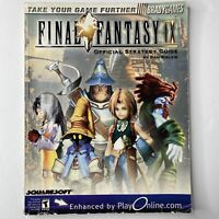 Brady Games Official Strategy Guide Final Fantasy IX
