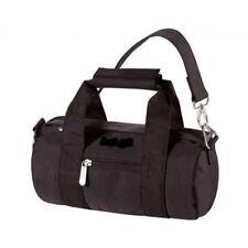 Handtasche Reisetasche Sporttasche Handgepäck Weekender Tasche Schwarz klein