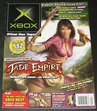 XBox Magazine April 2005-Jade Empire