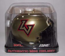 BIKE XFL FOOTBALL LAS VEGAS OUTLAWS MINI HELMET NEW IN PACKAGE INAUGURAL TEAM