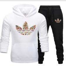 Set Hoodie + Pants Adidas Tracksuit Fitness Sport Fitness Joggers Sweatshirts