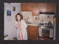 LQQK vintage 1980s original, SWELL GIRL NEXT DOOR IN HOUSE COAT #97