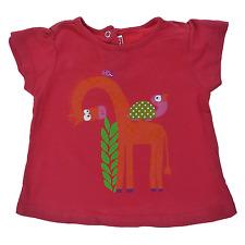 dpam tee-shirt fille 1 an
