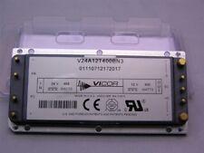 1 Vicor V24A12T400BN3 24V 468W In, 12V 400W Out, Maxi DC-DC Converter Module