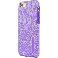 Incipio DualPro Dual Layer Protection Case For iPhone 6/6S Paisley Purple