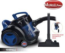 Aspirador aspiradora ciclonico sin bolsa filtro hepa 1000W 3 boquillas
