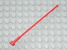 Antenne LEGO Antenna Red Réf 2569 / Set 6542 6957 6984 6332 6598 6636 6638 6541