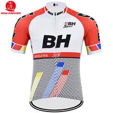 Bh Deporte Ciclismo Bici Jersey Camisa Retro Tricot maillot