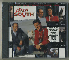 Due South Paul Gross/Figgy Duff/Jay Semko/Jack Lenz Television Soundtrack CD New
